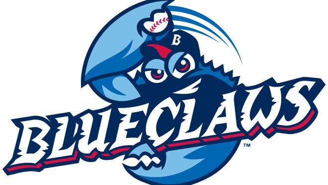 Lakewood BlueClaws logo
