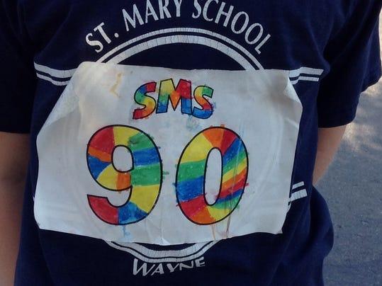 5 - WSD st mary 90th