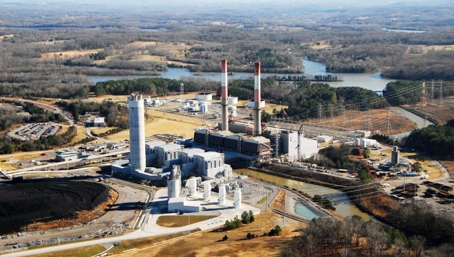 TVA's Gallatin Fossil Plant Unit 2 set a record of 236 days of continuous operation without an outage.