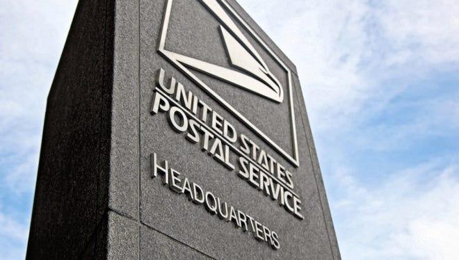 U.S. Postal Service headquarters at 475 L'Enfant Plaza SW in  Washington, D.C.