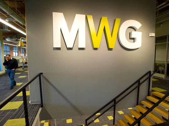 MyWebGrocer headquarters in the Champlain Mill in Winooski.