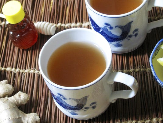 Food KitchenWise Ginger Tea