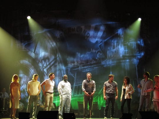 """The Southern Gothic musical """"Ghost Brothers of Darkland County"""" visits the Orpheum Theatre in Phoenix on Dec. 3."""