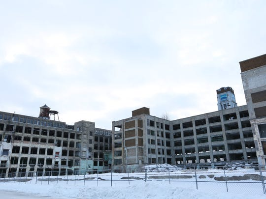 Demolition of the former Mirro building in downtown Manitowoc will begin April 10.