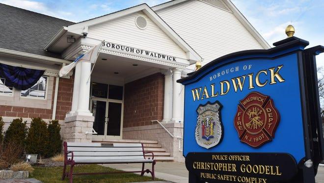 Borough of Waldwick Public Safety Complex.