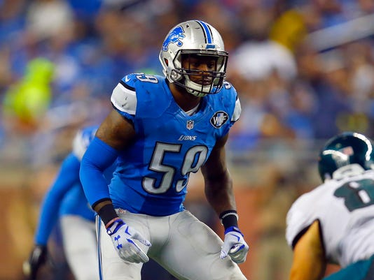 After Puzzling Move Detroit Lions Lb Tahir Whitehead