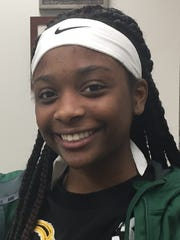 Kennedi Heard, Captain Shreve, Jr., 15.9 ppg., 9.3 rpg.