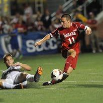Butler vs. IU a top-10 showdown in men's soccer