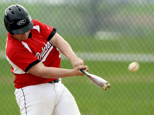 Annville-Cleona senior Hunter Long will again bat in the heart of the Little Dutchmen's order this season.