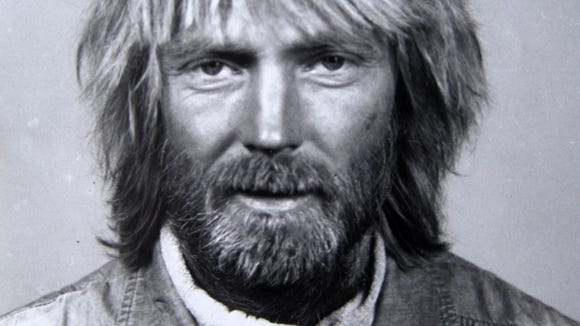 Felix Vail in this circa 1984 photograph