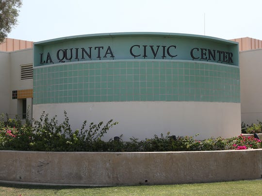 La Quinta Civic Center and council chambers.
