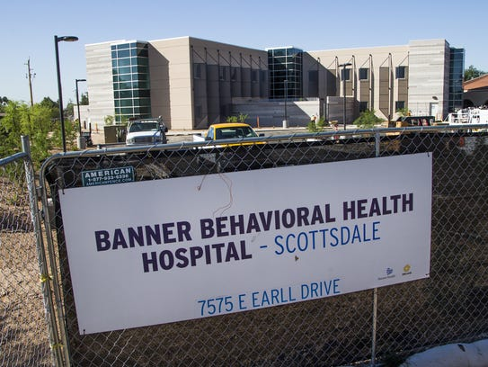 Expansion Of Banner Behavioral S Scottsdale Hospital Is