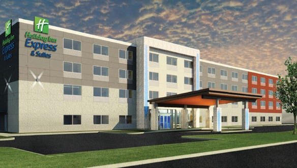 A Holiday Inn Express & Suites is slated to open in Florence in early 2019.