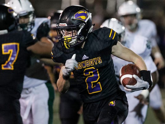 CCS Football: Salinas vs. Palo Alto