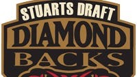 Stuarts Draft Diamondbacks logo