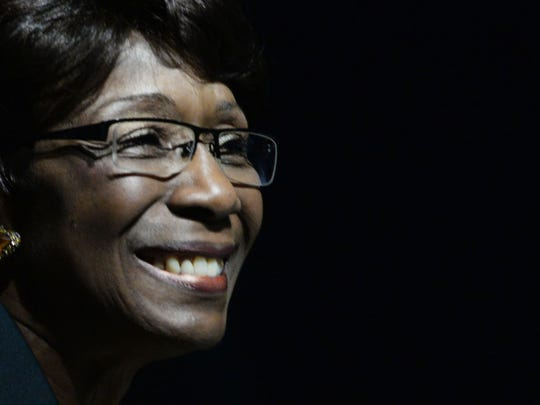 Ollie Tyler is the first black woman to serve as Shreveport's mayor.