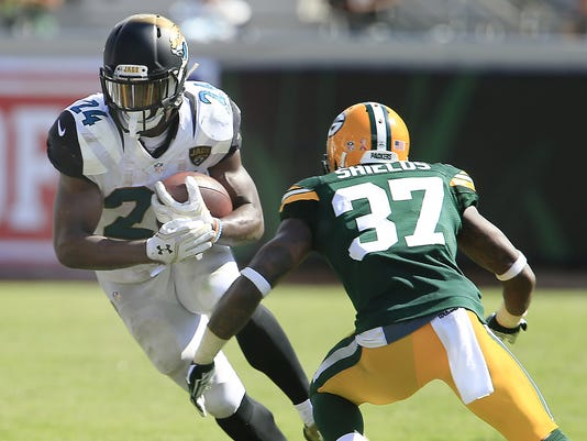 NFL: Green Bay Packers at Jacksonville Jaguars