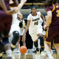 Purdue women look to close out hectic week