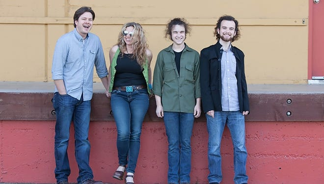 Blue Lotus will play a free, 21-and-older show 9 p.m. Friday, Dec. 11, at Venti's Cafe + Taphouse.