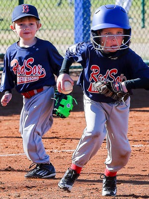 The new park planned for west Murfreesboro will include more than a dozen fields for baseball and softball players. The city's T-Ball league recently opened the season at StarPlex.