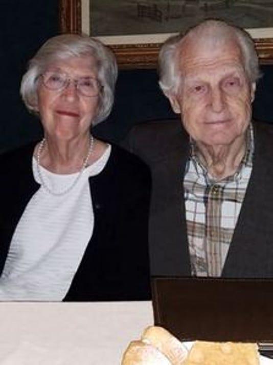 Anniversaries: Wilbur Brill & Lorene Brill