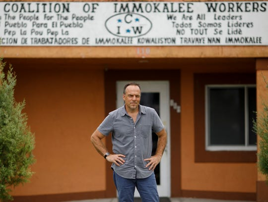 Greg Asbed, 2017 MacArthur Fellow, Coalition of Immokalee
