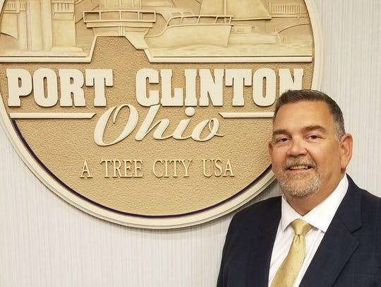 Olen Martin, Port Clinton safety-service director.