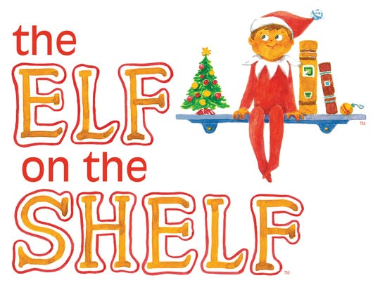 The Elf on the Shelf by Carol Aebersold and her daughter