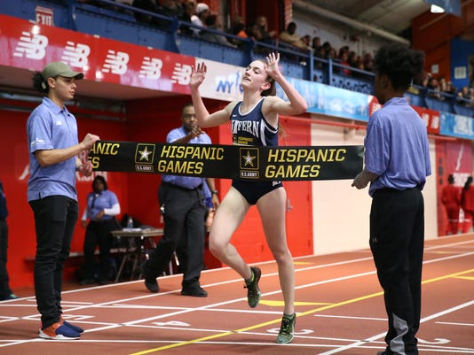 Mary Hennelly Track & Field