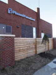 The Planned Parenthood clinic in Louisville