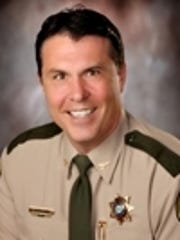 Tim Krum of the Polk County Sheriff's Department
