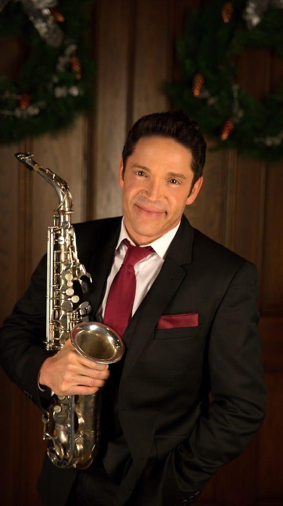 Grammy Award-nominated saxophonist Dave Koz returns
