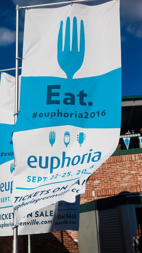 Tickets to the 12th annual Euphoria festival are on sale now.