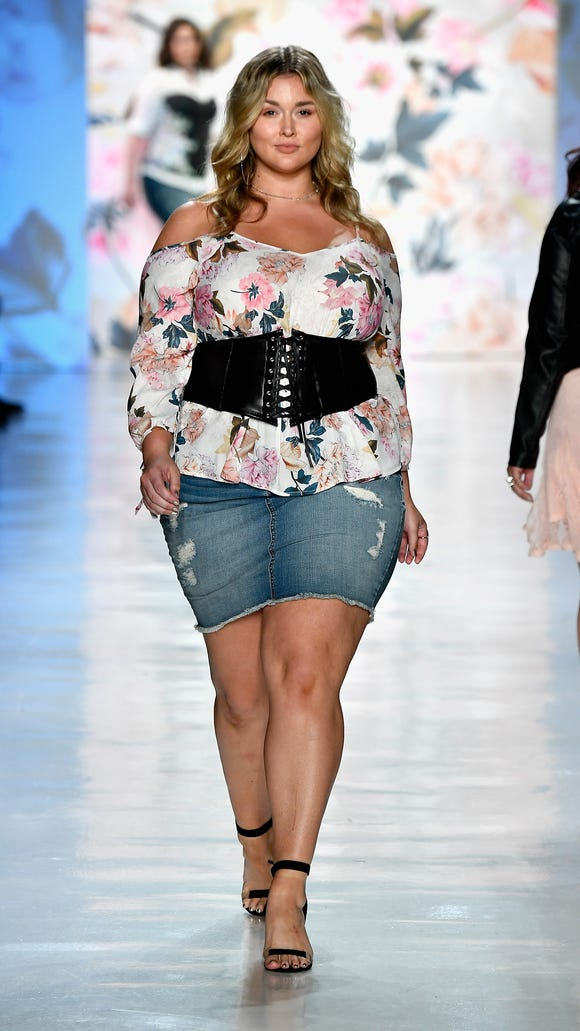 b957918a3f9 Torrid aims to be the future of plus-size fashion with first NYFW show