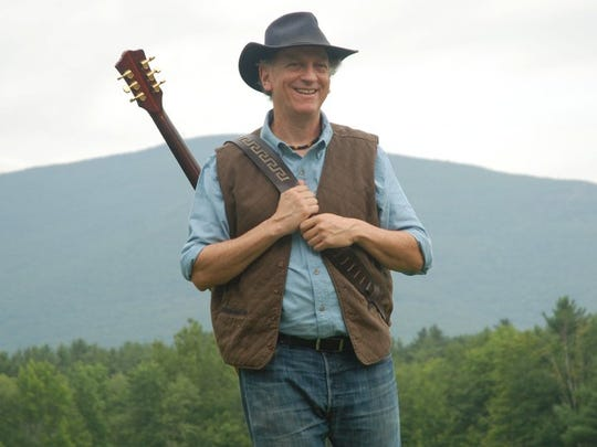 Folk-rocker Marc Black will perform at 7 p.m. Wednesday, May 24, at the Woodbridge Main Library.