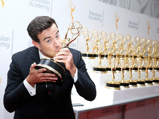 EXCLUSIVE - Carson Daly at the 67th Primetime Emmy