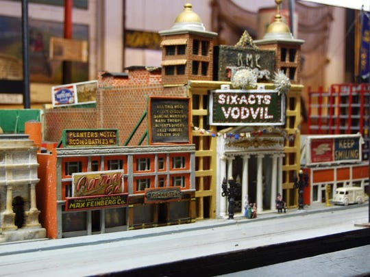 The Capac Museum displays a working miniature city