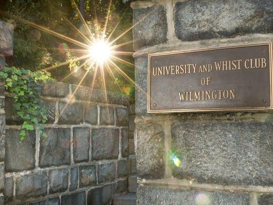 The University & Whist Club's Tilton Mansion headquarters