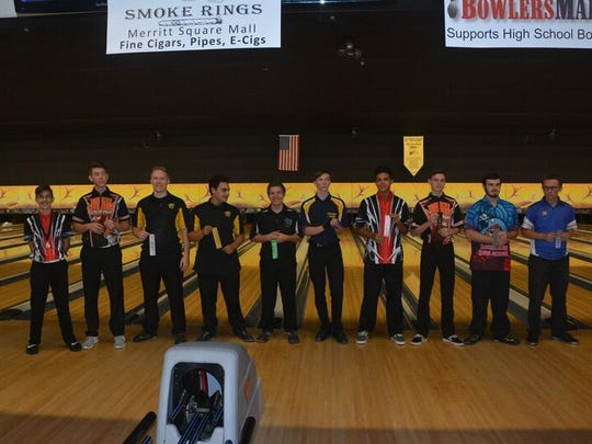 Top 10 CCC boys bowlers