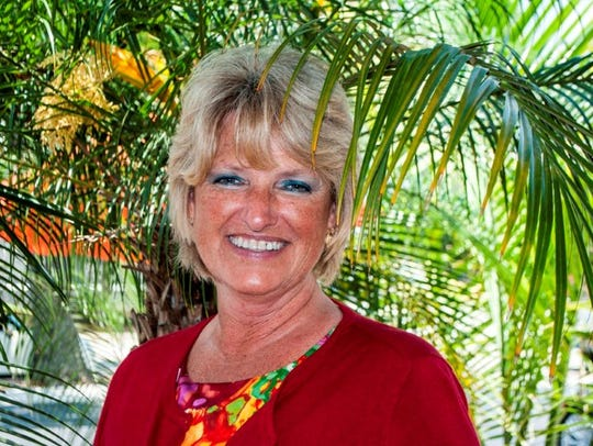 Julie Ferguson is executive director of the Cape Coral