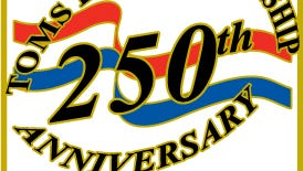 Toms River was founded 250 years ago.
