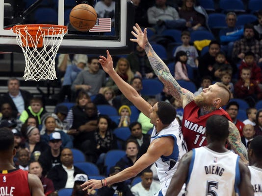 Kevin Martin, Chris Anderson