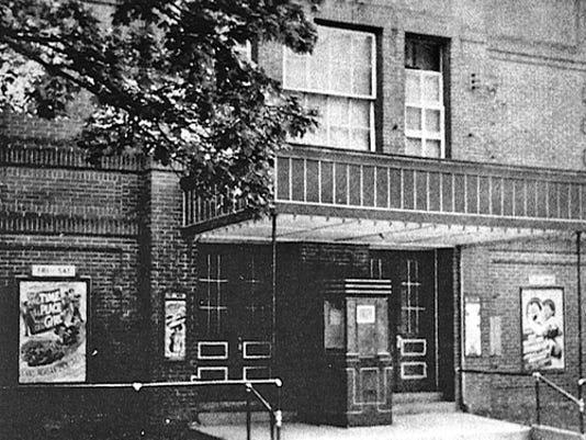 submittedGlen Theatre circa 1940