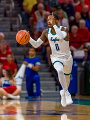 FGCU is No. 1 in the ASUN standings with a two-game