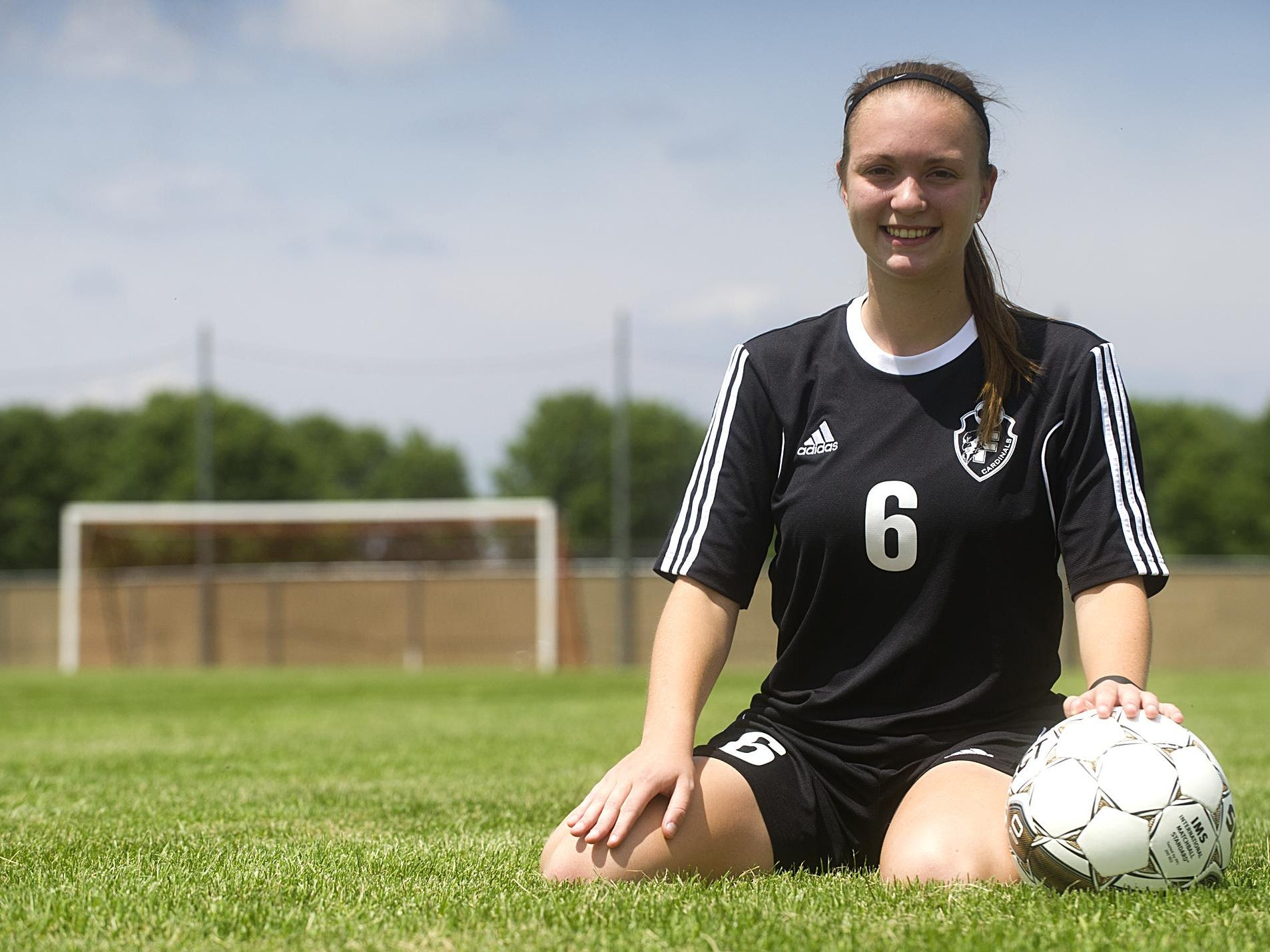 One of the more versatile players in the region, Fond du Lac's Maddison Te Stroete is the All-Area Girls Soccer Player of the Year.
