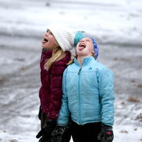 Season's first 'chance of snow' in forecast