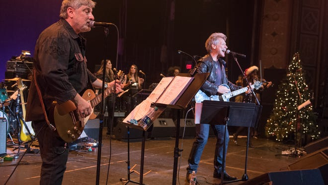 The Bobby Bandiera Hope Concerts were held at the Count Basie Theater in Red Bank, NJ, on Wednesday, December 23, 2015.