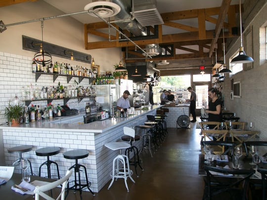 Restaurant Progress in Phoenix on September 19, 2017.