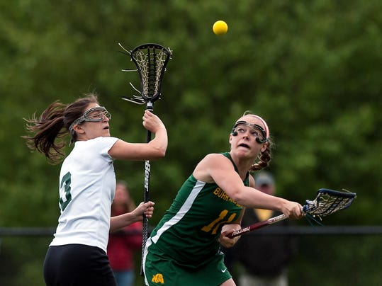 Burr and Burton vs. Rice Girls Lacrosse 05/31/14