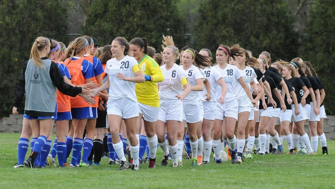 The Brookfield East girls soccer team will welcome several state-ranked sides to its tournament this weekend.